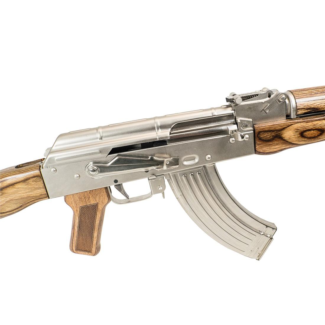 TSS AK-47 (AKM) Nickel...