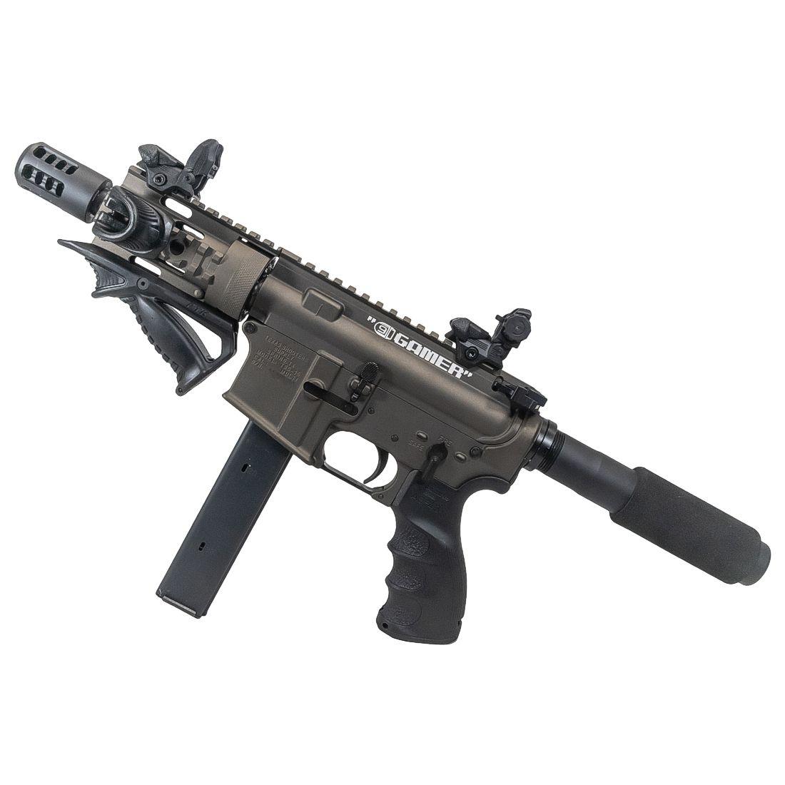 TSS CUSTOM AR-15 9mm LIMITED EDITION Pistol