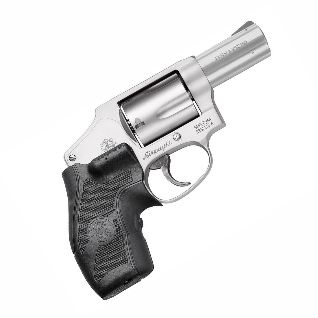 TSS S&W Model 642 .38 Special J-Frame Revolver