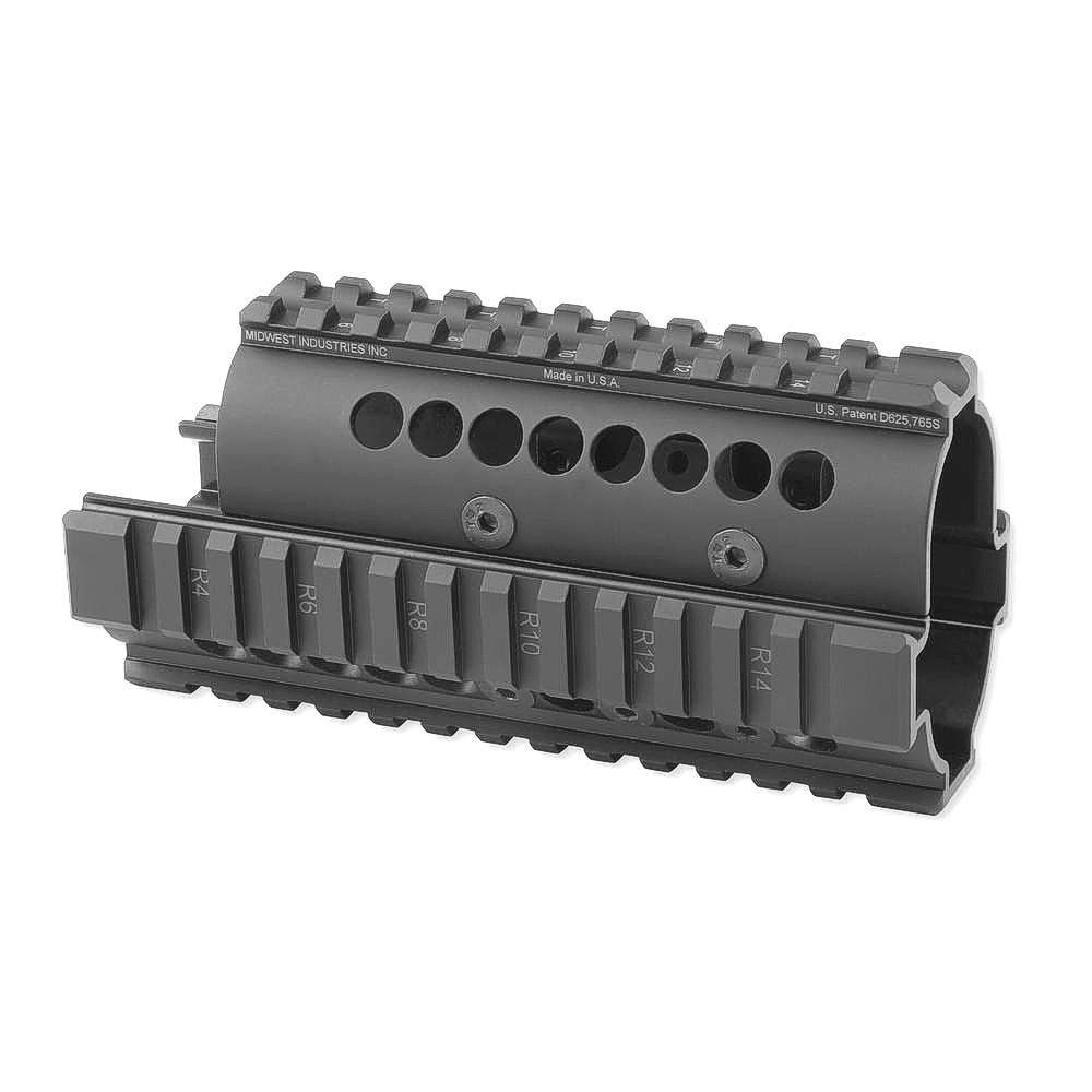 Midwest Industries Yugo M85/M92 Krinkov Handguard Black
