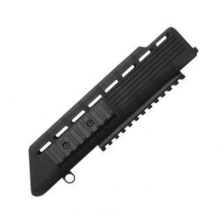 Tapco SAIGA Handguard Tri-rail - Black
