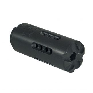 TSS Custom Muzzle Device AK barrel thread adapter 24×1-RH to 14×1-LH