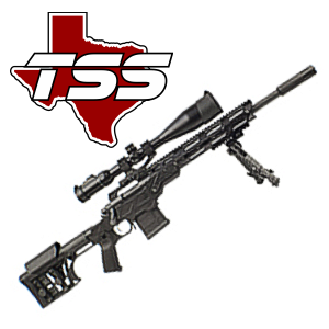 TSS Custom LR rifles