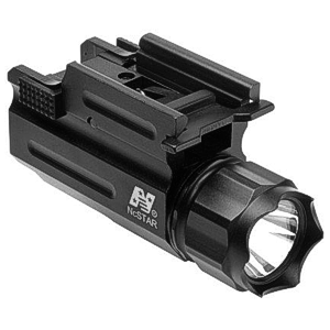 Weapon flashlights