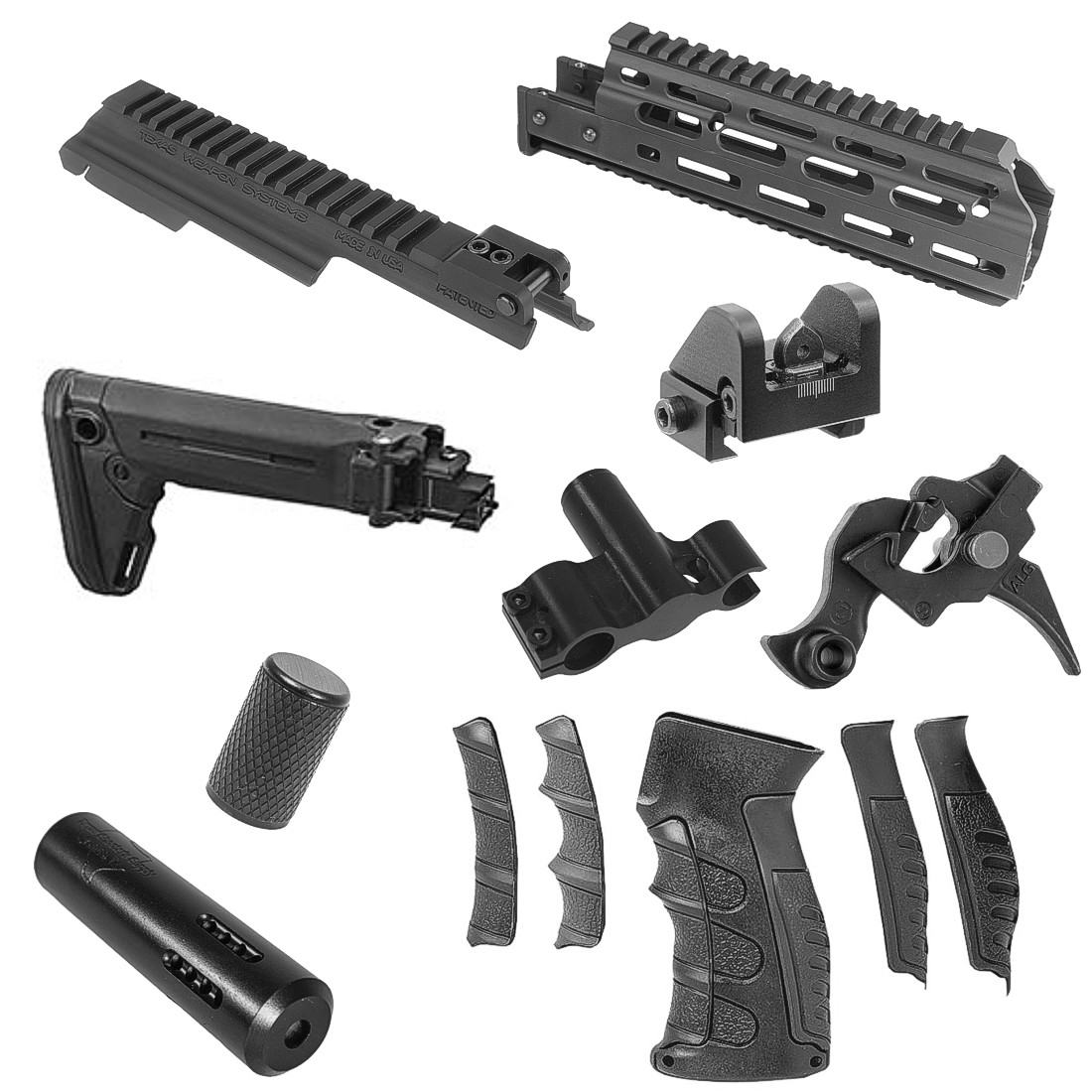 Tss Custom Ak Liberator Rifle Diy Upgrade Builder Kit Texas Shooter S Supply Us made ak issues : tss custom ak liberator rifle diy upgrade builder kit