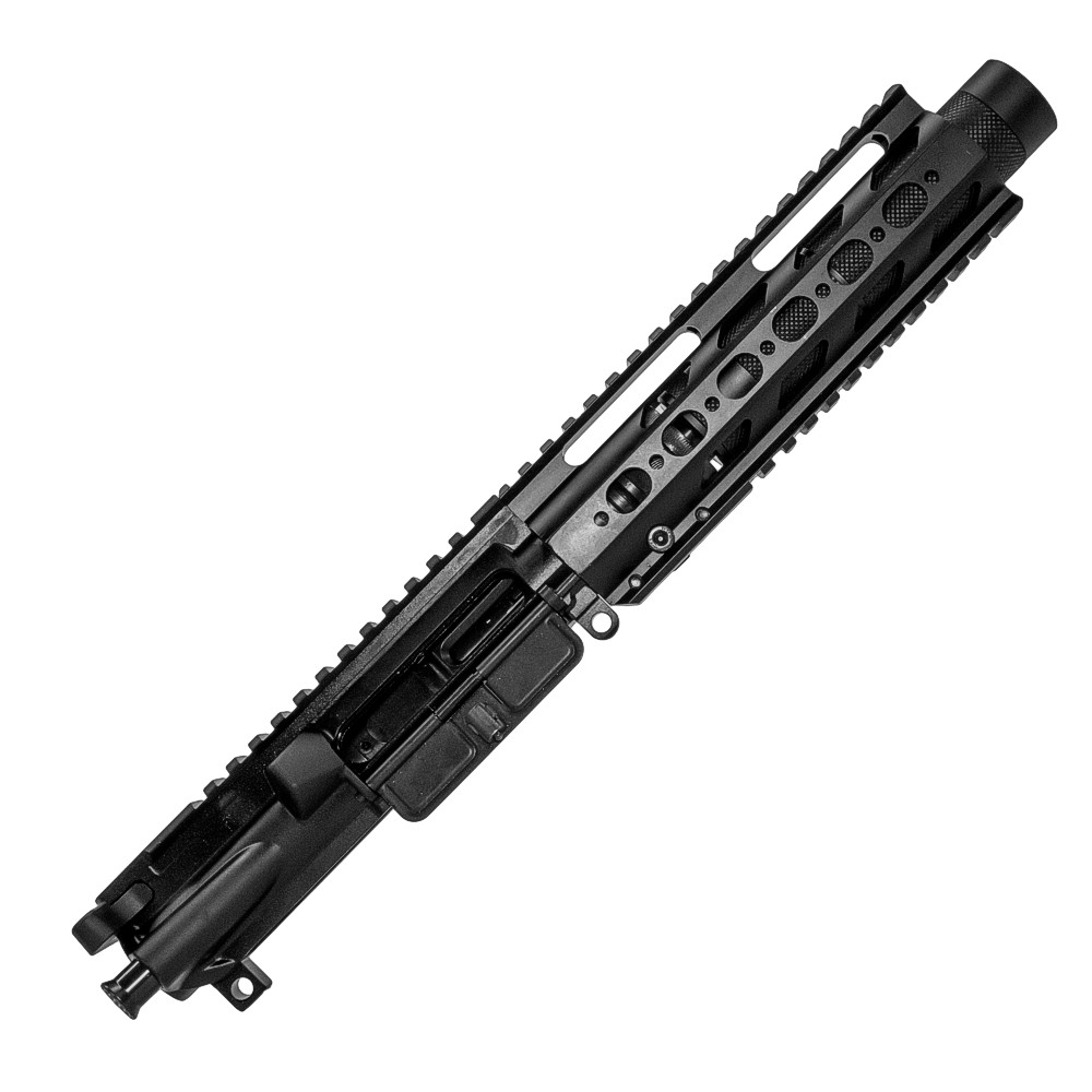 tss tss custom ar 15 complete pistol upper receiver 9mm 8. Black Bedroom Furniture Sets. Home Design Ideas