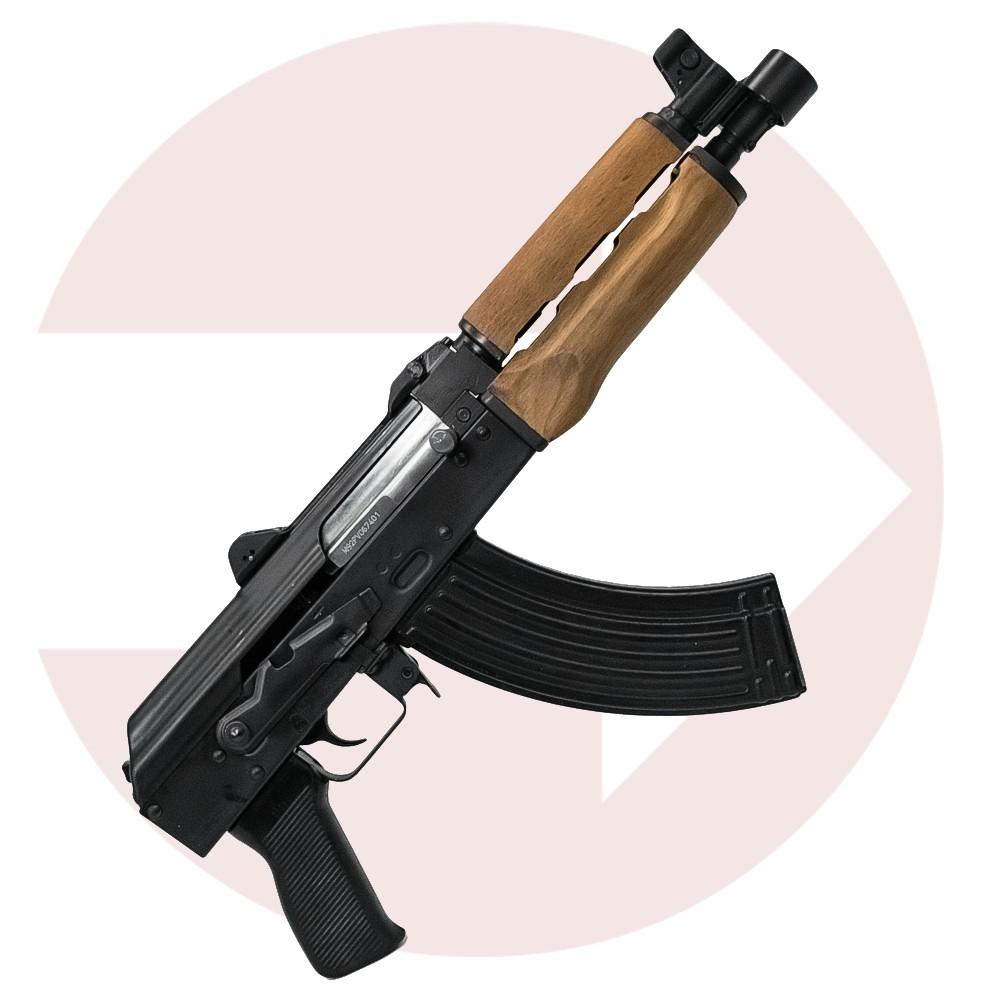 Conversion AK-47 ZASTAVA PAP M92PV To TSS Custom AK-47 PAP