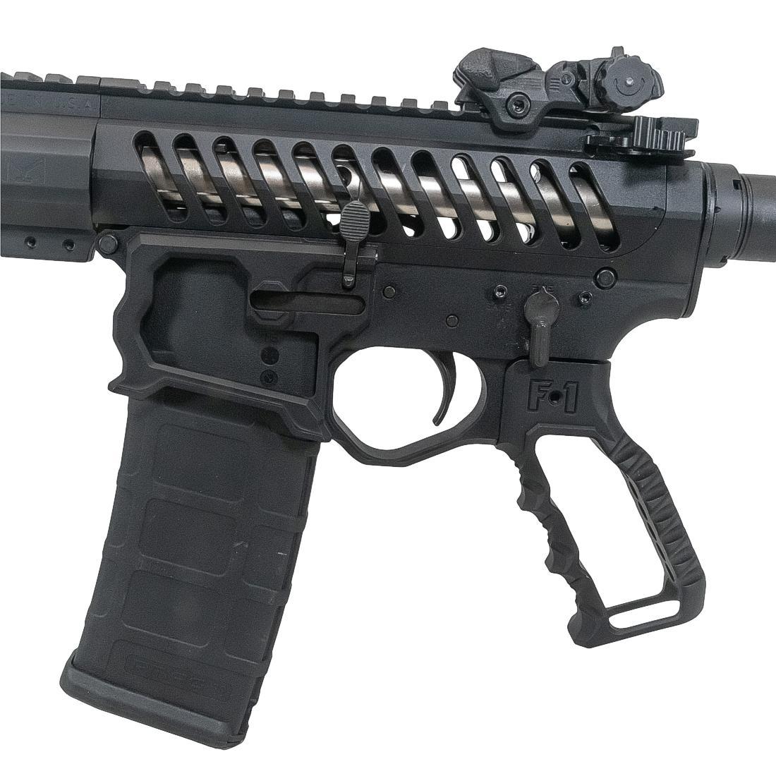 Tss Custom 3g Ar 15 F1 Competition Rifle Black Texas Shooter S Supply