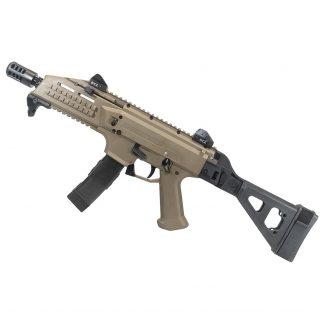 German GSG-MP40P 9mm Pistol barrel 10″ 1/2×28 re-threaded – Texas