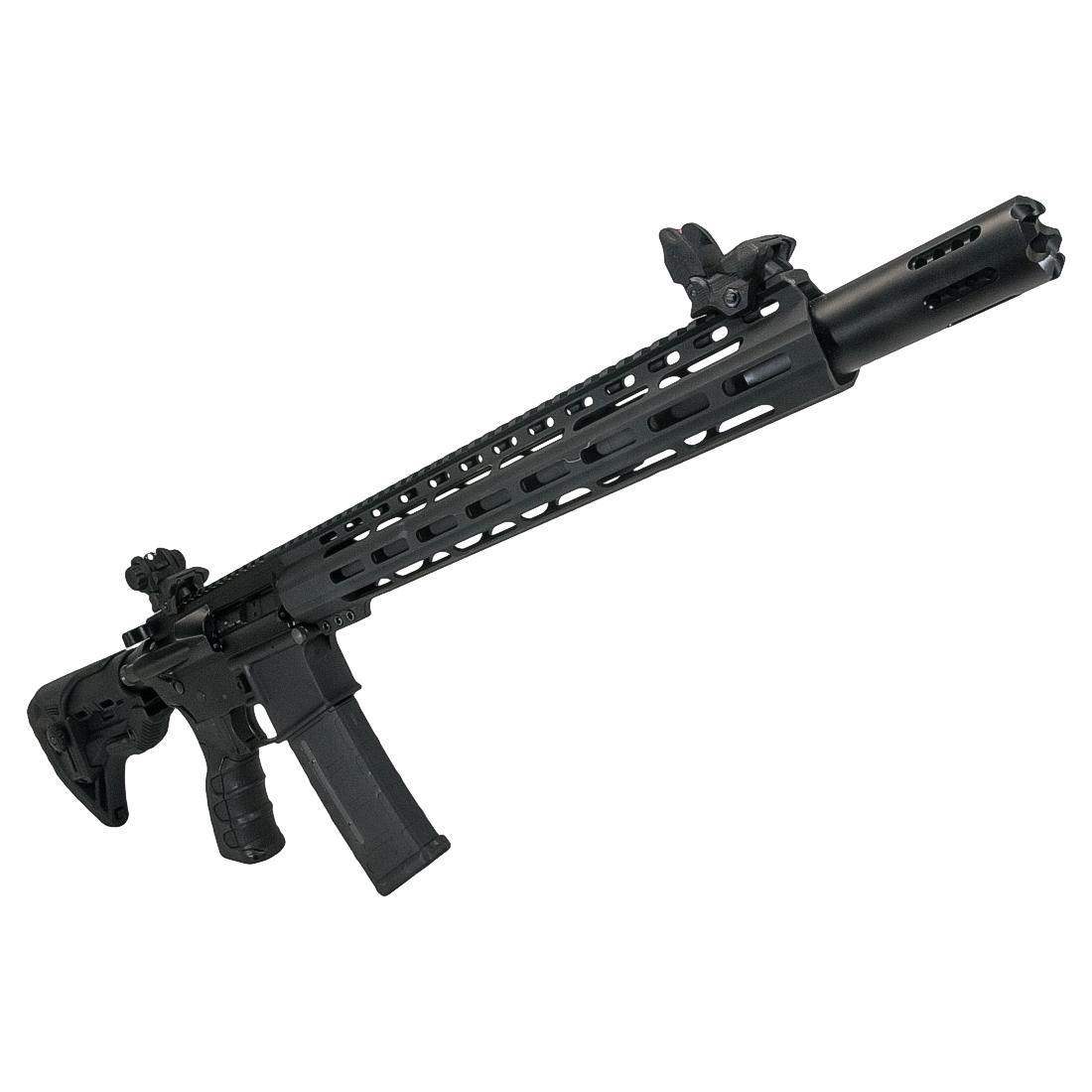 TSS Custom 50 Beowulf 12.7×42 AR-15 Rifle
