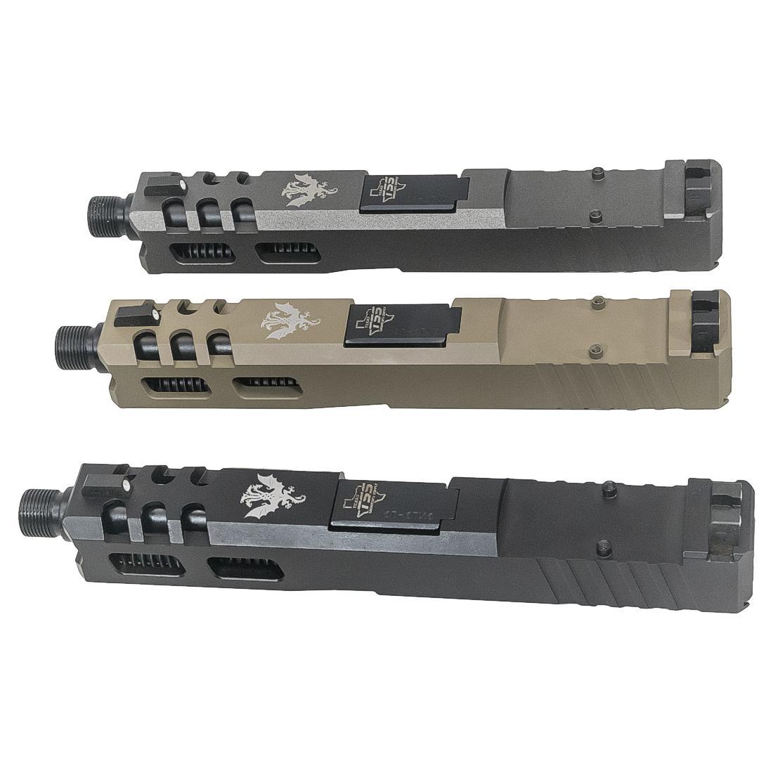 TSS Glock 19 G3 Complete Slide