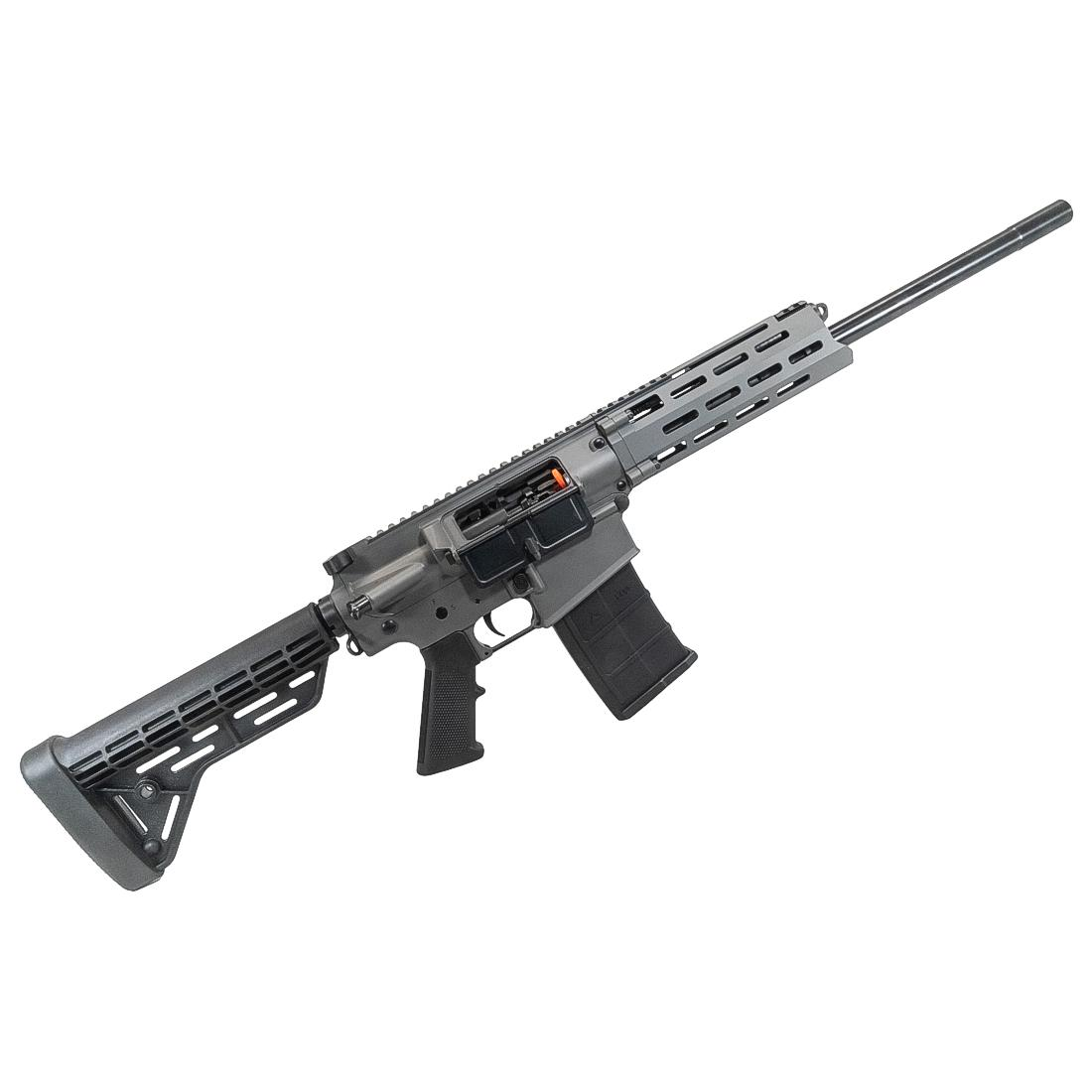 JTS M12AR 12 Gauge Semiautomatic Shotgun HK GREY