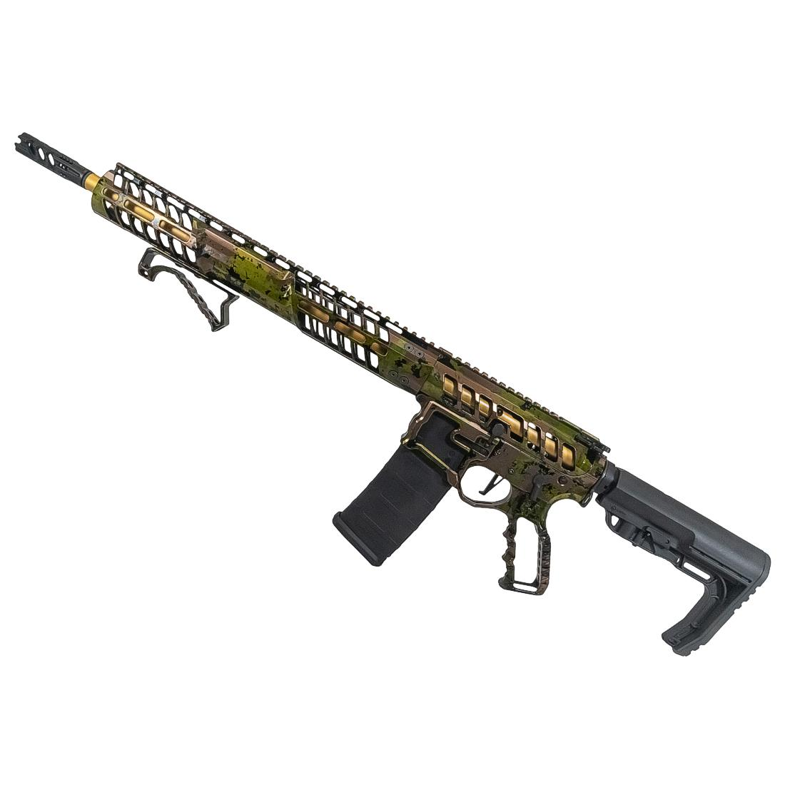 Tss Exclusive F1 Udr 15 Style 2 Outlaw Gold 3gun Competition Rifle Texas Shooter S Supply